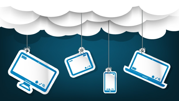 cloud accessible from all devices