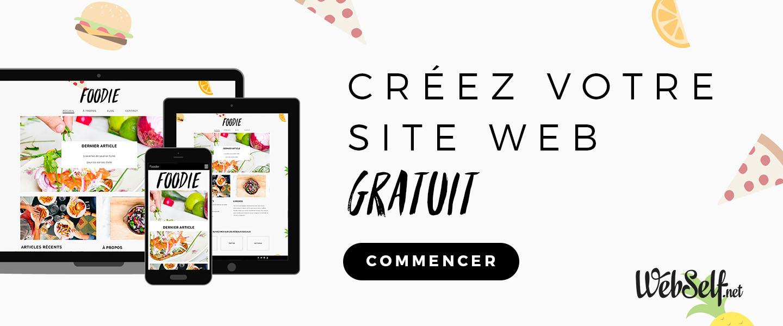 bannière Webself