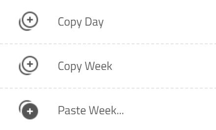 paste week