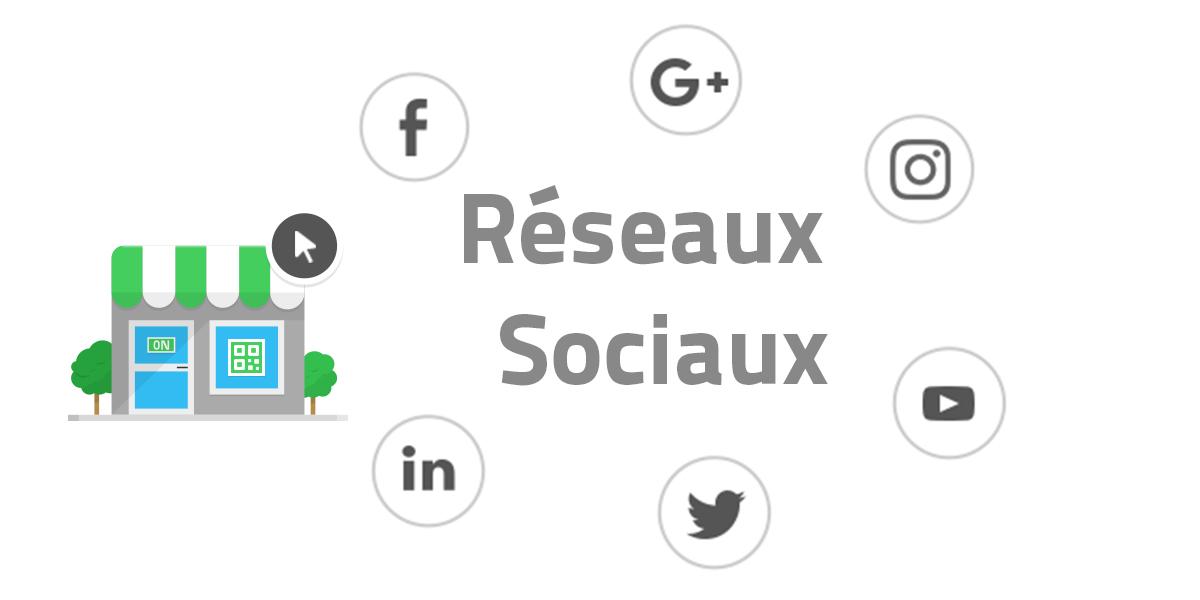 réseaux sociaux les plus populaires