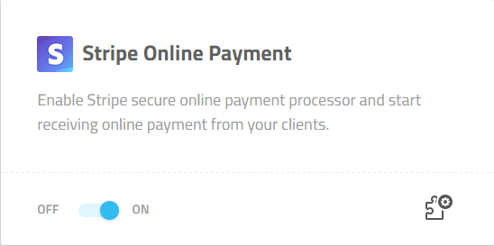 Stripe Online Payment